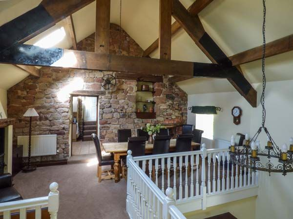 Meadow Place Holiday Cottage In Ipstones11