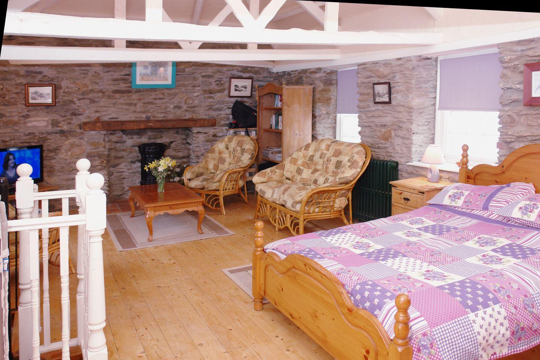 Mermaid Cottage Gorran Haven Double Bedroom