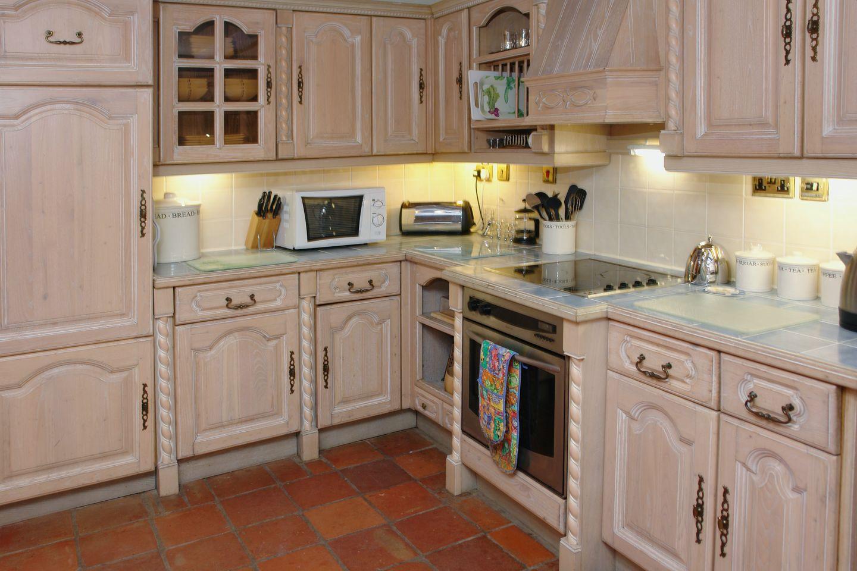 Mermaid Cottage Gorran Haven Kitchen