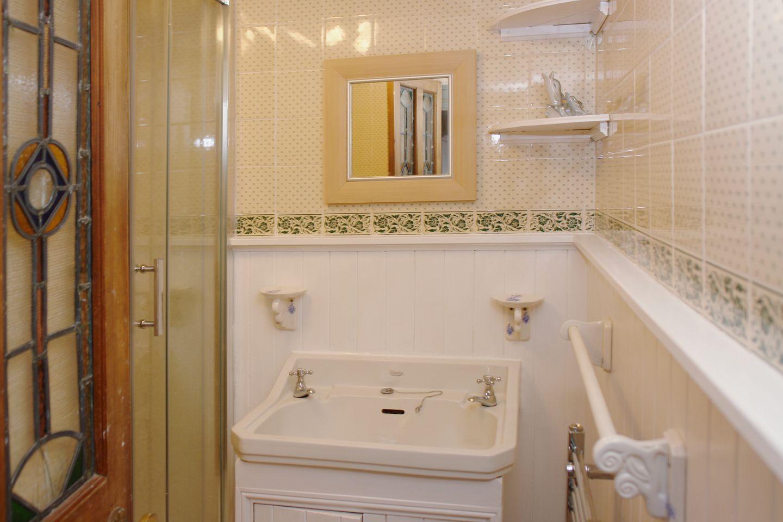 Mermaid Cottage Gorran Haven Shower Room