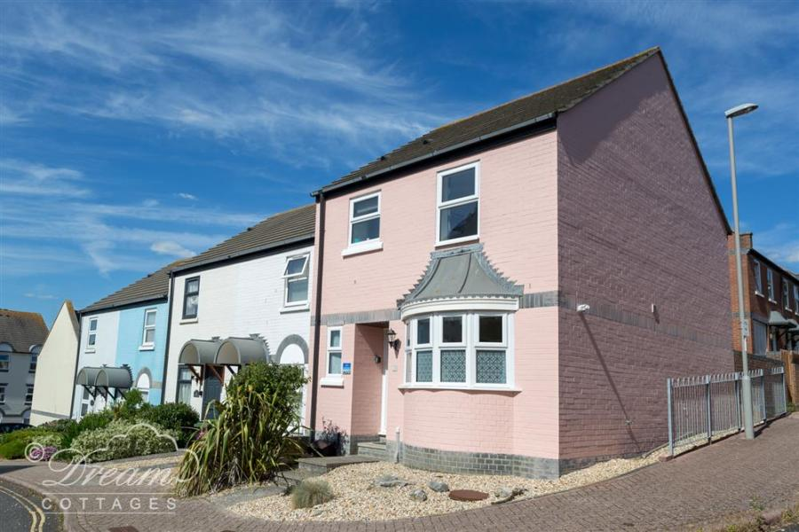 Holiday Cottage Reviews for Mermaid House -  in Weymouth, Dorset