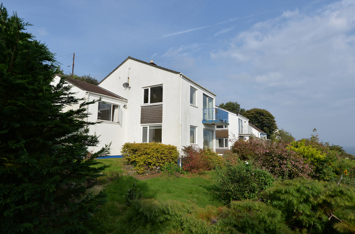 Mordros Carbis Bay View Of Holiday Cottage