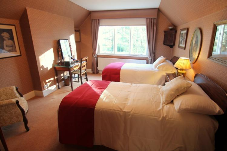 Oare Manor Cottage Lynton1