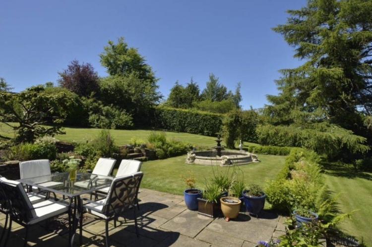 Oare Manor Cottage Lynton14