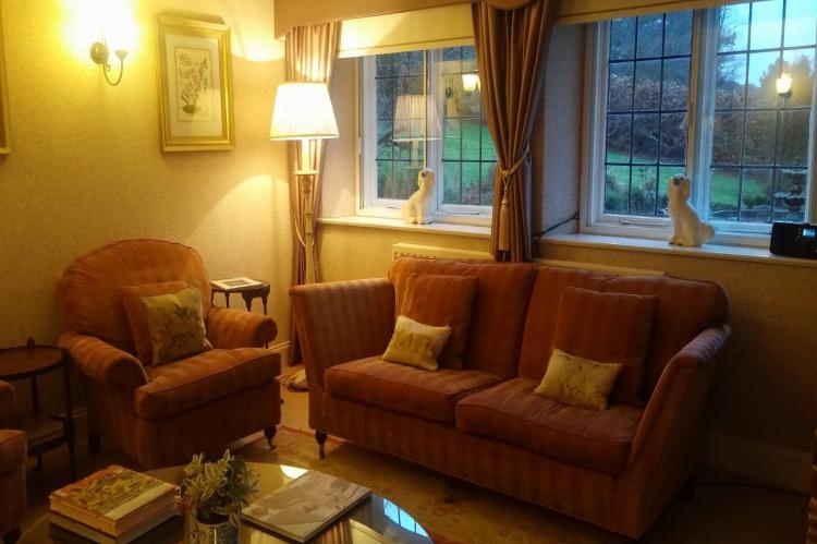 Oare Manor Cottage Lynton20