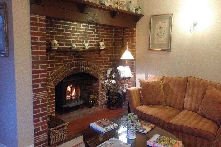 Oare Manor Cottage Lynton21