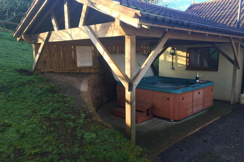Orchard Cottage Washford4
