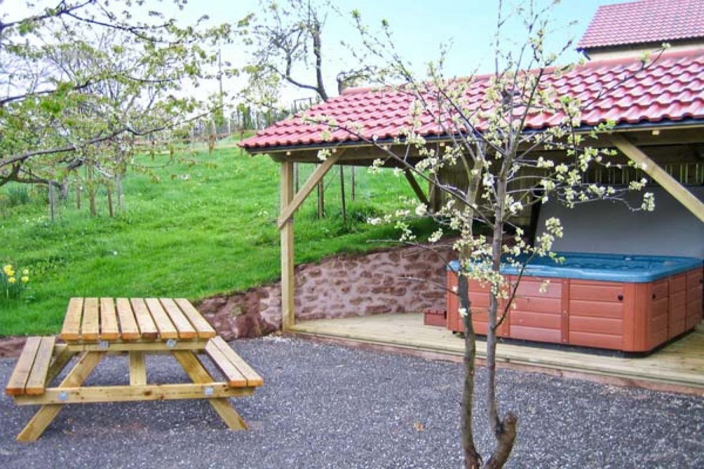 Orchard Cottage Washford8