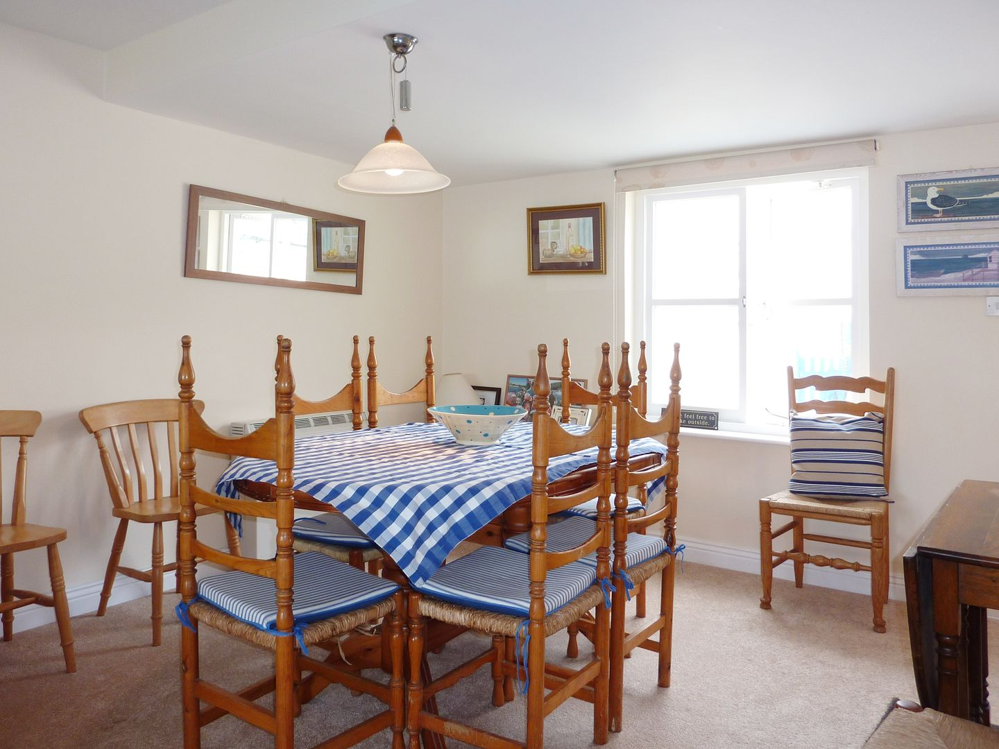 Pier Cottage Dining Room Table