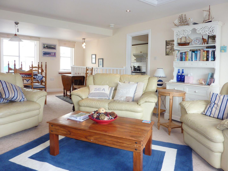 Pier Cottage Living Room