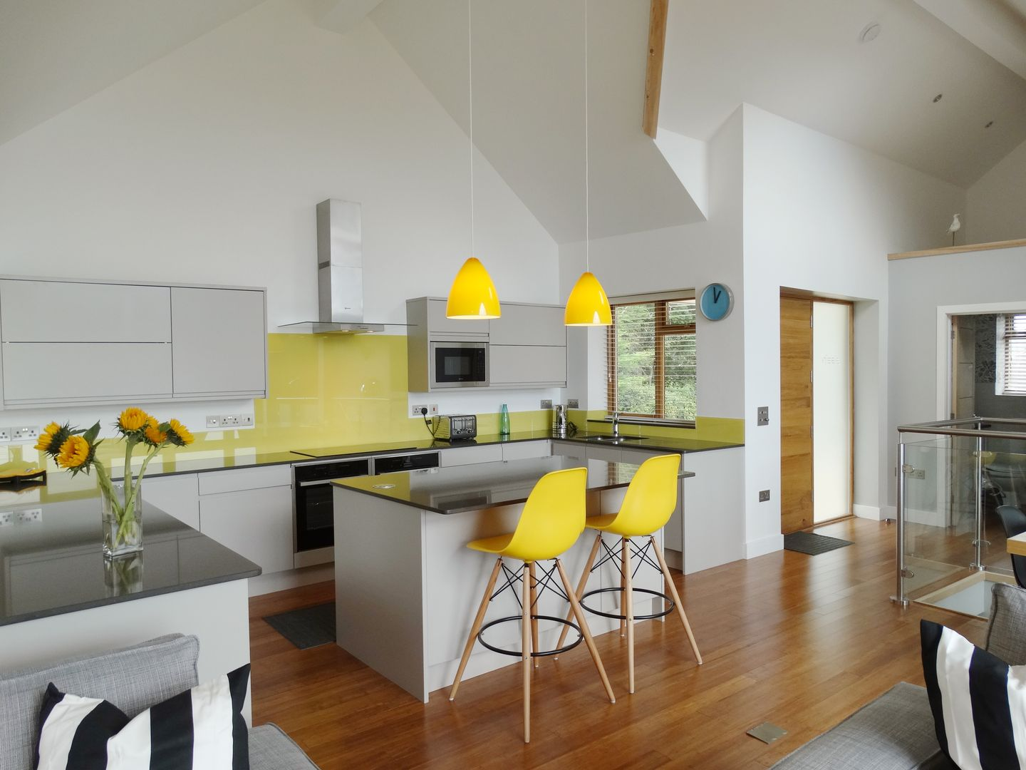 Pippin Charmouth Opne Plan Kitchen