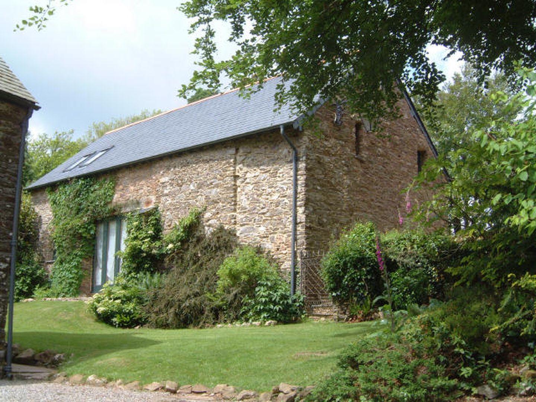 Preston House Barn