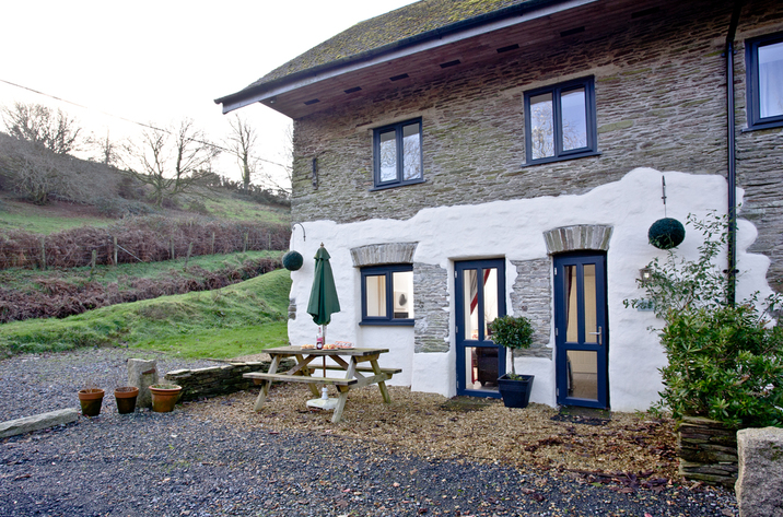 Holiday Cottage Reviews for Quail Cottage - Cottage Holiday in Kingsbridge, Devon