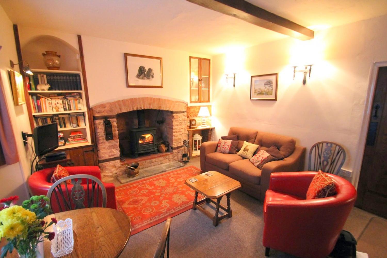 Ruffles Cottage Dunster9