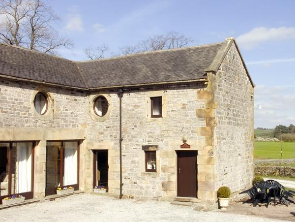 East Cawlow Barn