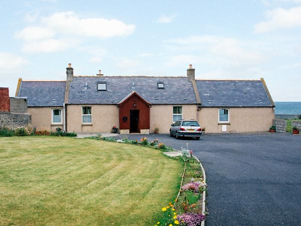 Holiday Cottage Reviews for Braehead Croft - Self Catering Property in Portessie, Moray