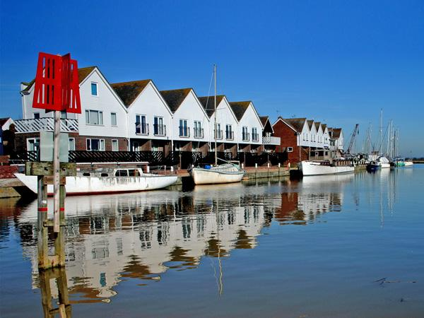 Holiday Cottage Reviews for 16 The Boathouse - Self Catering in Rye, East Sussex