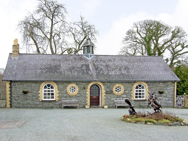 Holiday Cottage Reviews for Woodberry - Self Catering Property in Criccieth, Gwynedd