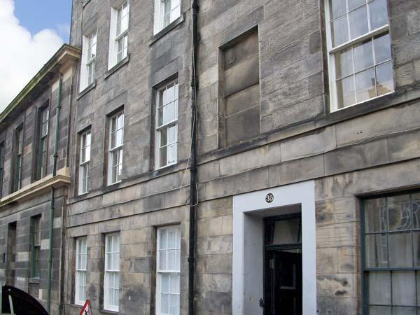 Holiday Cottage Reviews for 35 Barony Street - Self Catering in Edinburgh, Edinburgh