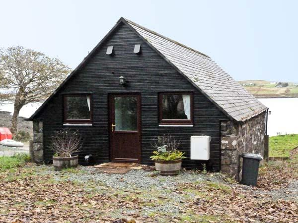 Holiday Cottage Reviews for Greshornish Boathouse - Holiday Cottage in Dunvegan, Highlands
