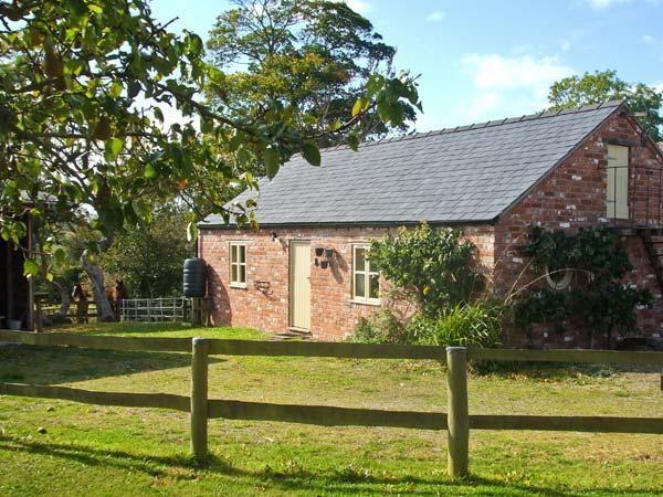 Little Pentre Barn