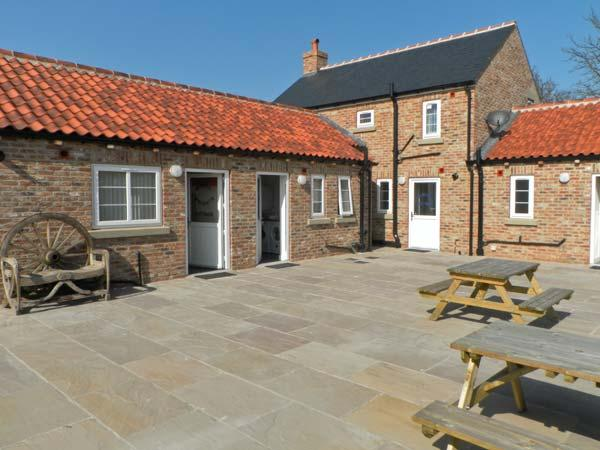 Holiday Cottage Reviews for Sea View Cottage - Cottage Holiday in Barmston, east yorkshire