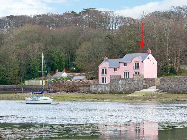 Holiday Cottage Reviews for Curlew - Holiday Cottage in Milford Haven, Pembrokeshire