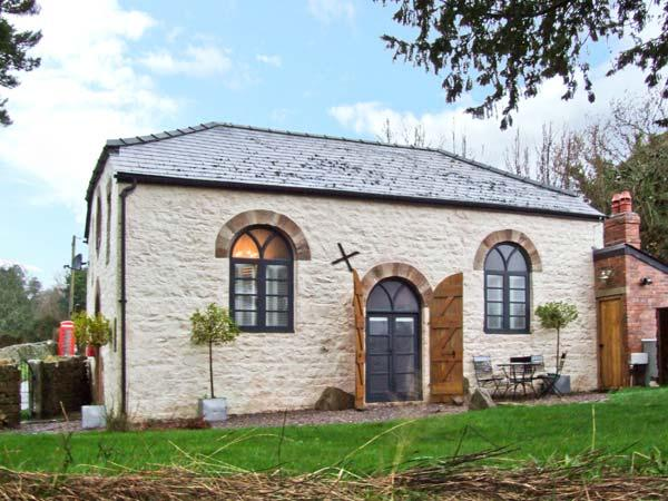 Holiday Cottage Reviews for The Old Baptist Chapel - Self Catering Property in Penallt, Monmouthshire