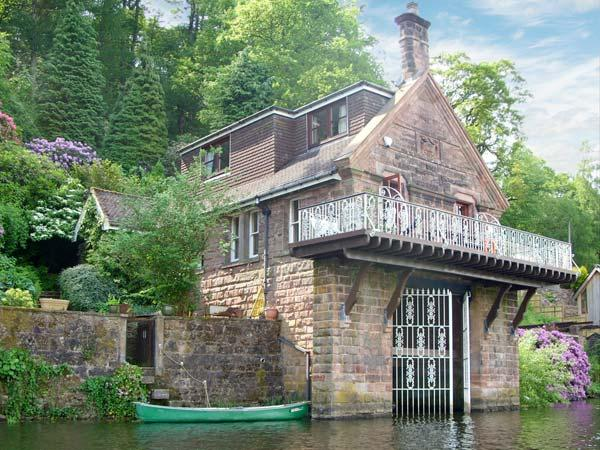 Holiday Cottage Reviews for Horton Lodge Boathouse - Cottage Holiday in Leek, Staffordshire