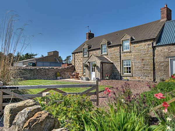 Holiday Cottage Reviews for The Old Farmhouse - Self Catering Property in Berwick Upon Tweed, Northumberland