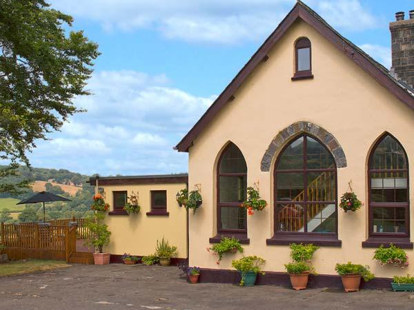 Holiday Cottage Reviews for The Old School - Self Catering in Lampeter, Ceredigion