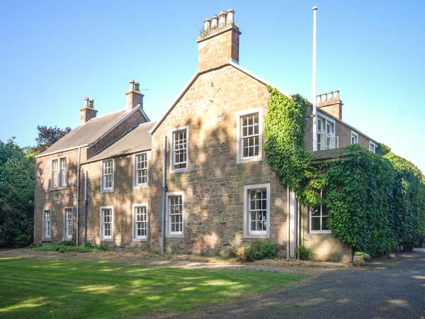 Holiday Cottage Reviews for Rosemount House - Cottage Holiday in Blairgowrie, Perth and Kinross