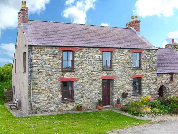 Gwryd Bach Farmhouse