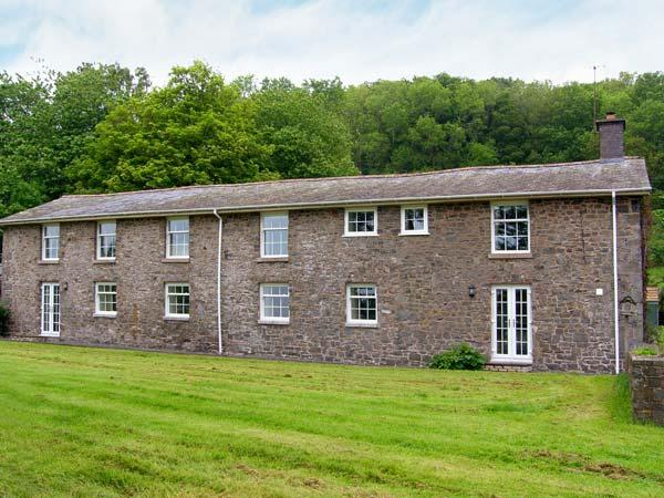 Holiday Cottage Reviews for Old Rectory Cottage - Cottage Holiday in Newtown, Powys