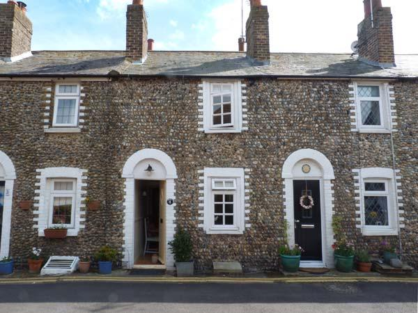 Holiday Cottage Reviews for Flint Cottage - Self Catering Property in Margate, Kent