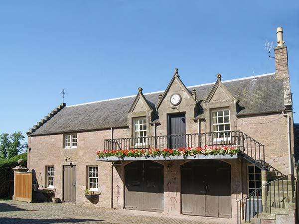 Holiday Cottage Reviews for Stable Flat - Self Catering in Perth, Perth and Kinross