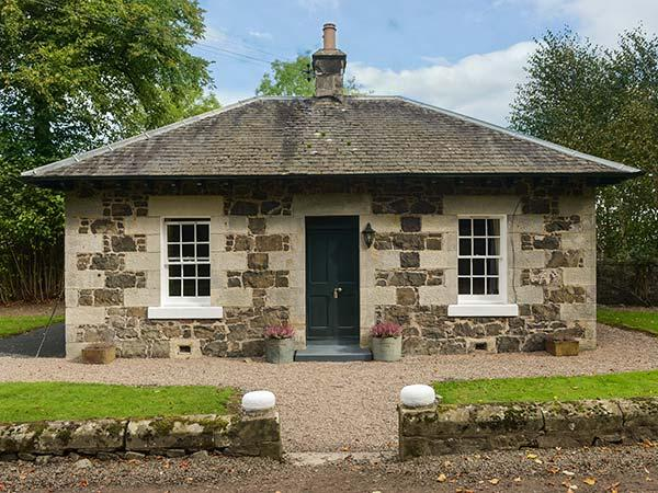 Holiday Cottage Reviews for Lodge - Holiday Cottage in Cupar, Fife