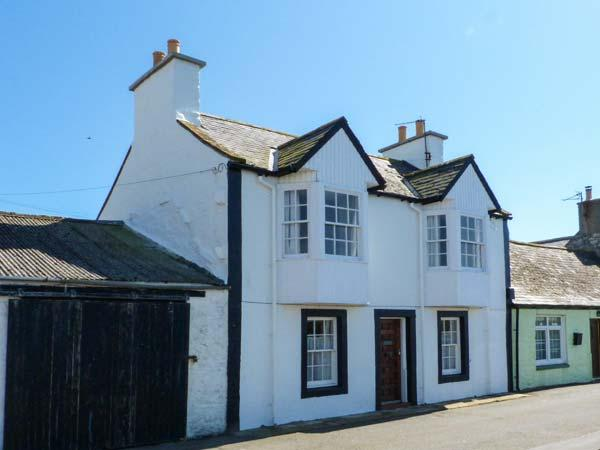 Holiday Cottage Reviews for Harbour House - Self Catering in Isle Of Whithorn, Dumfries and Galloway