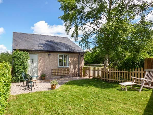 Holiday Cottage Reviews for The Lodge - Cottage Holiday in Abergavenny, Monmouthshire