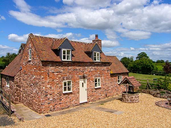 Holiday Cottage Reviews for Strine View Cottage - Self Catering in Telford, Shropshire