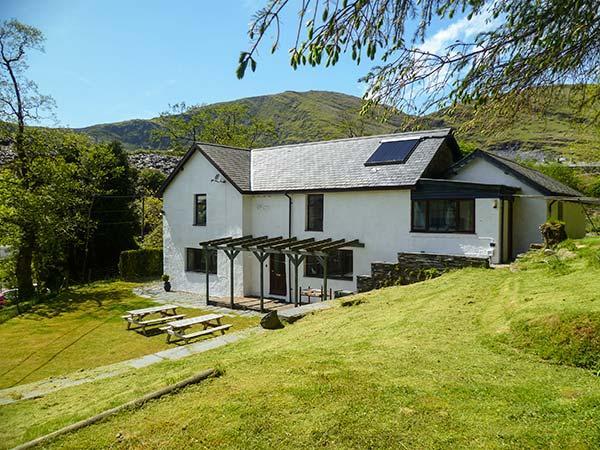 Holiday Cottage Reviews for Stiniog Lodge - Cottage Holiday in Blaenau Ffestiniog, Gwynedd