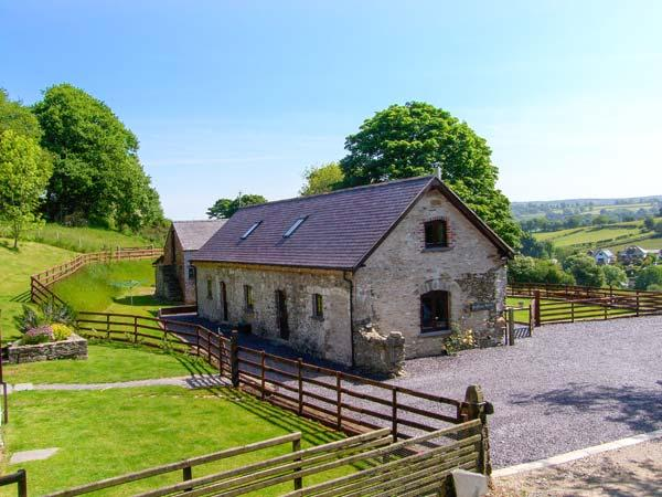Holiday Cottage Reviews for Boffins Barn at Pen Isa Cwm - Self Catering Property in Nannerch, Flintshire