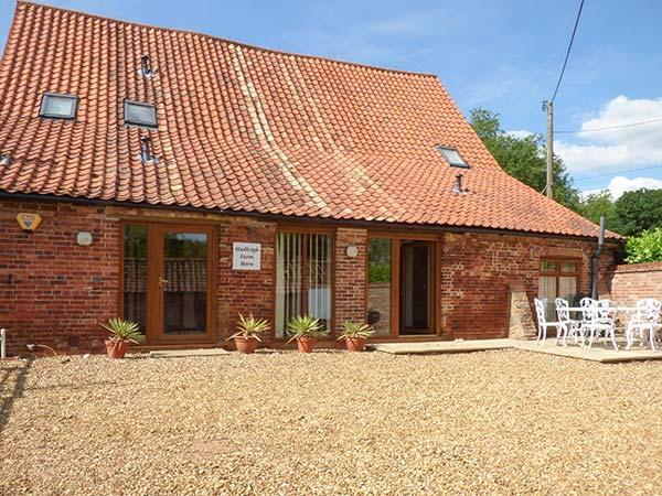 Hadleigh Farm Barn