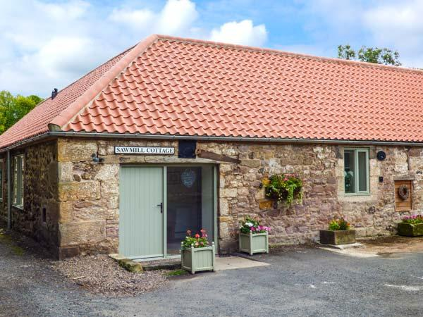 Holiday Cottage Reviews for Sawmill Cottage - Holiday Cottage in Belford, Northumberland