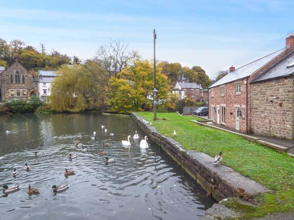 Smithy Cottage on the Mill Pond