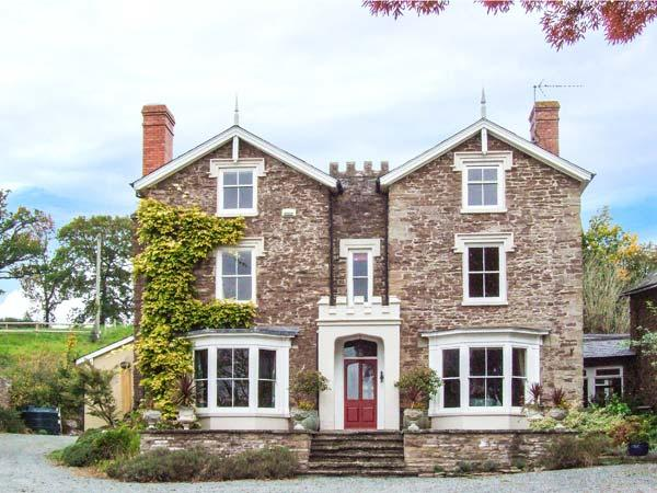 Holiday Cottage Reviews for Wheelbarrow Castle - Self Catering Property in Leominster, Herefordshire