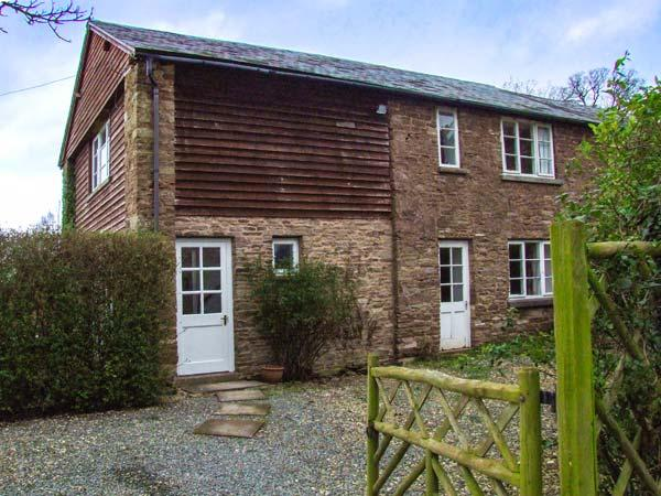 Wheelbarrow Cottage