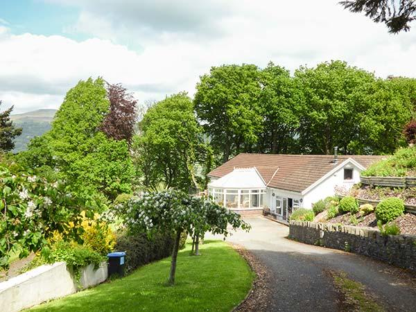 Holiday Cottage Reviews for Treetops - Self Catering Property in Govilon, Monmouthshire