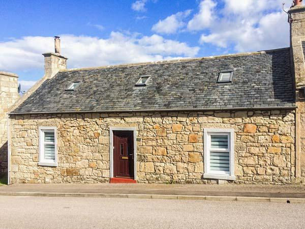 Holiday Cottage Reviews for Wickie Cottage - Holiday Cottage in Lossiemouth, Moray