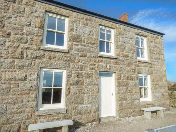 Holiday Cottage Reviews for Kemyel Wartha Farmhouse - Holiday Cottage in Mousehole, Cornwall inc Scilly